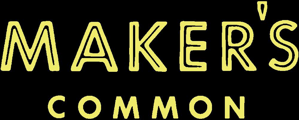 Maker's Common