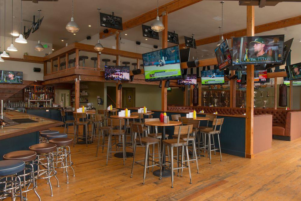 Athletic Club Sports Bar - Oakland